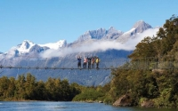 Hollyford Track ranked in the top 10 bush walks